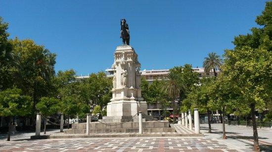 San Ferdinando monument