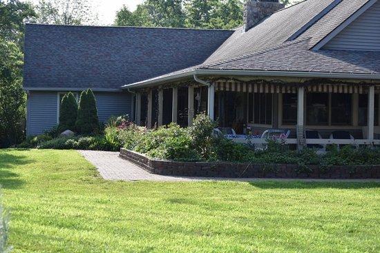 Wallkill, NY: Front porch
