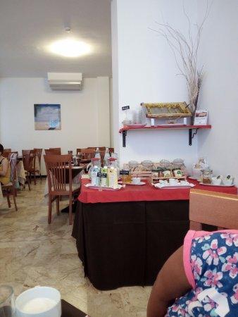 Hotel Stresa: Angolo bio