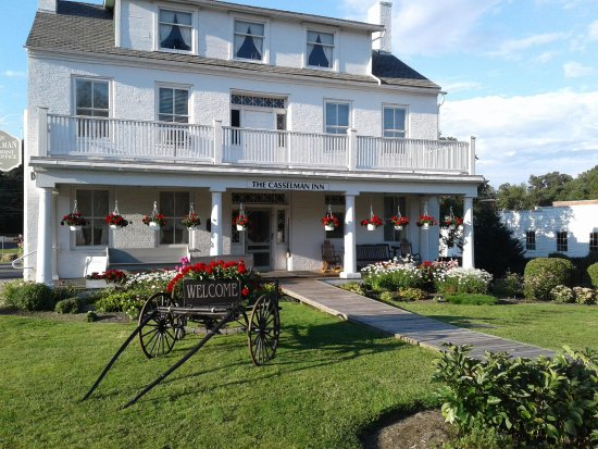 Grantsville, MD: the exterior of the inn