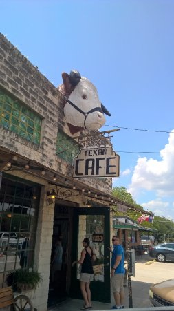 Hutto, Teksas: Texan Cafe
