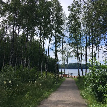 Leningrad Oblast, Rusia: Наш взгляд на EcoVillage