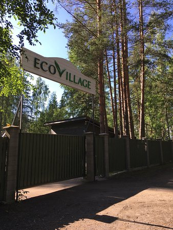 Leningrad Oblast, Russia: Наш взгляд на EcoVillage