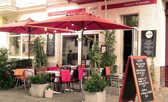 Franz kuchen und speisen berlin pankow restaurant for Kuchen berlin pankow