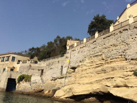 Bagni Rocce Verdi Napoli : Photo3.jpg foto di baia delle rocce verdi villa fattorusso napoli
