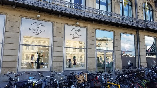Copenhagen Region, เดนมาร์ก: store