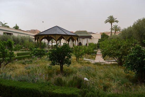 Jardin secret picture of le jardin secret marrakech for Le jardin secret marrakech