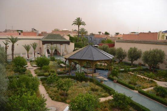 Jardin secret picture of le jardin secret marrakech for Le jardin secret