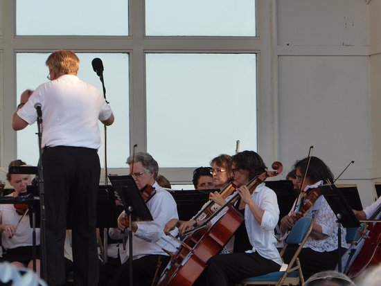 Lake Harriet: Orchestra Leader