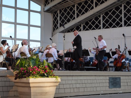 Lake Harriet: Guest Conductor