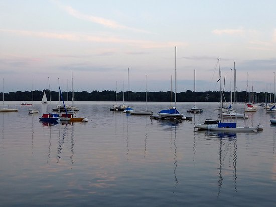 Behind the Band Shell: Lake Harriet