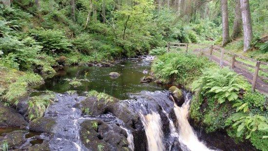 County Antrim, UK: Waterfall Trail