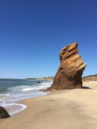 Chilmark, MA: Clear day