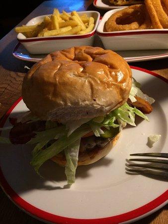 Gillingham, UK: Friendly Phil's Diner