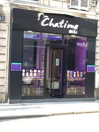 chatime paris 42 rue des petits champs gaillon restaurant avis num ro de t l phone. Black Bedroom Furniture Sets. Home Design Ideas
