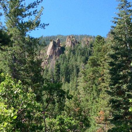 Pine Valley, ยูทาห์: Great views