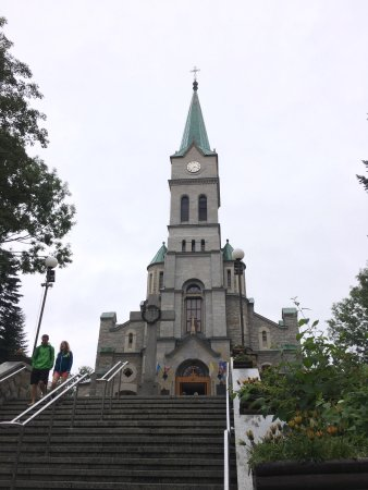 Shrine of the Holy Family in Zakopane