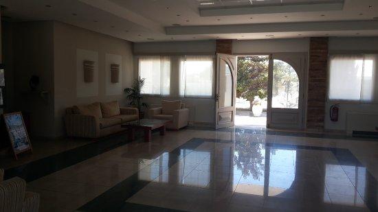 Agios Prokopios, Grekland: Hall del resort