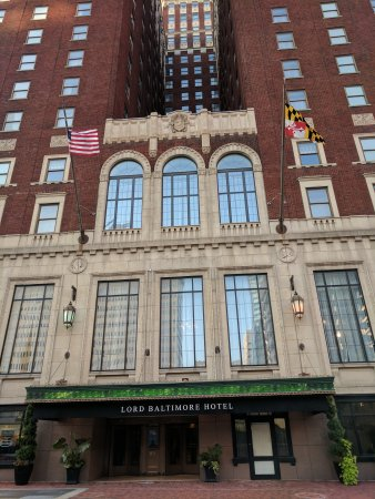 Img 20170805 190103 picture of lord baltimore for Lord of baltimore hotel
