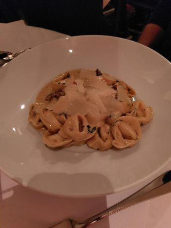 The Lord Nelson Brewery Hotel: pasta