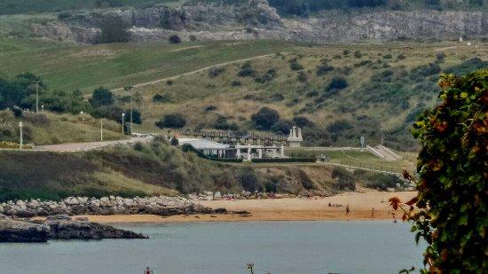 Miengo, España: El Chiringuito de Cuchia