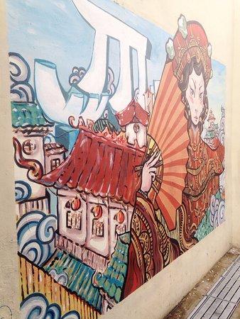小巷裡的壁畫 Picture Of Chinatown Singapore Tripadvisor