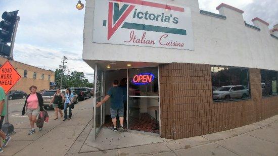 Victoria's italian