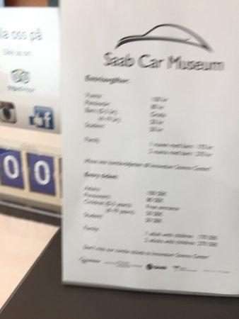Saab Car Museum: photo3.jpg