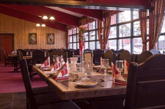Hotel Arcticus Harstad Restaurant Review