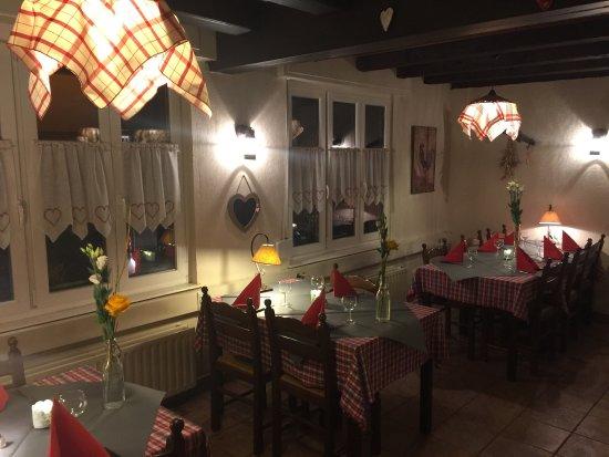 Eckbolsheim, Francia: La P'tite Cocotte
