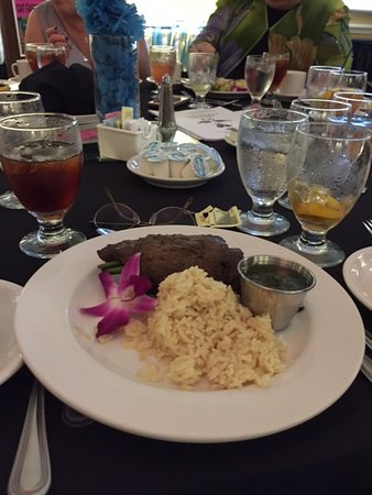 Park Inn By Radisson Resort and Conference Center Orlando: Banquet Dinner