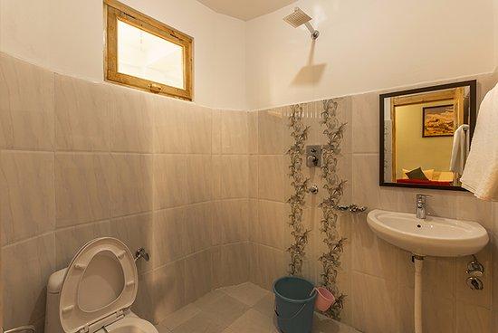 Zostel Leh: 6 Bed-Mixed Dorm Bathroom