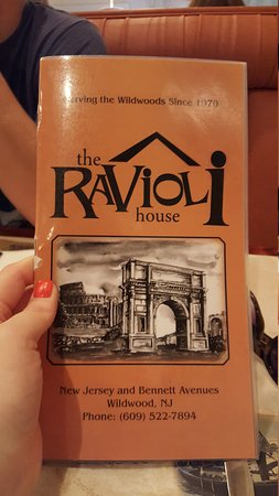The Ravioli House : 20170804_191028_large.jpg