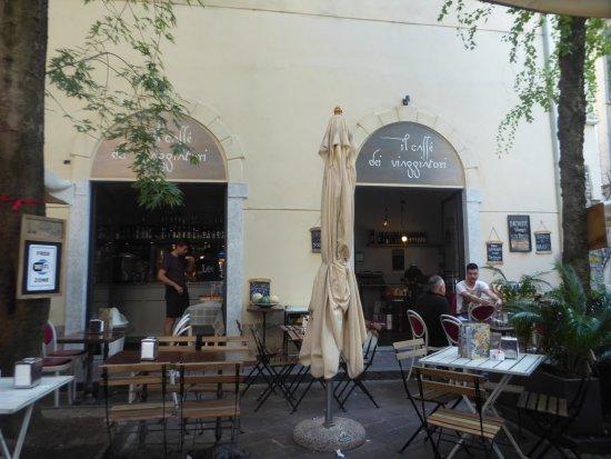 Caffe' dei Viaggiatori: Il Caffé dei Viaggiatori