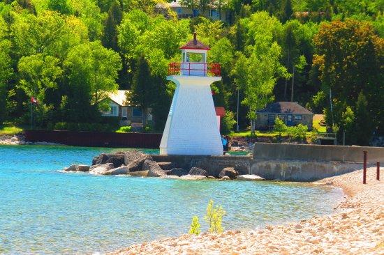 Lion's Head, Canada: Lion.s Head Lighthouse