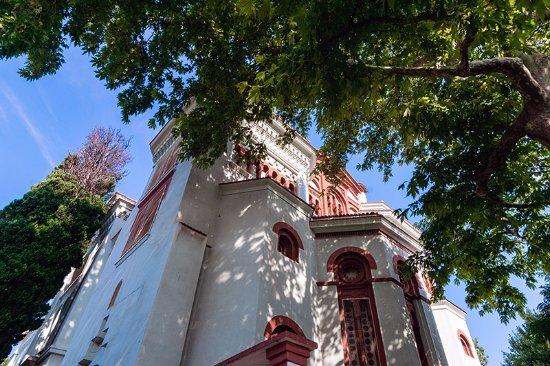 Princes' Islands, Turquia: Agios Ioannis Othodox church at Burgazada, exterior building.