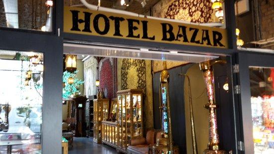 Hotel Bazar: Hbr