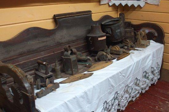 Mezyn, Ukraine: Mezin: Kurilenko Archaeological Museum