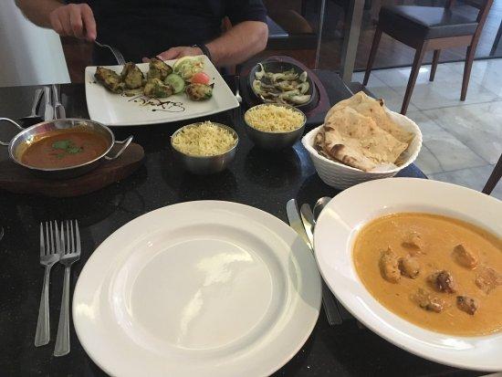 Indian Restaurants Stirling Upper Craigs