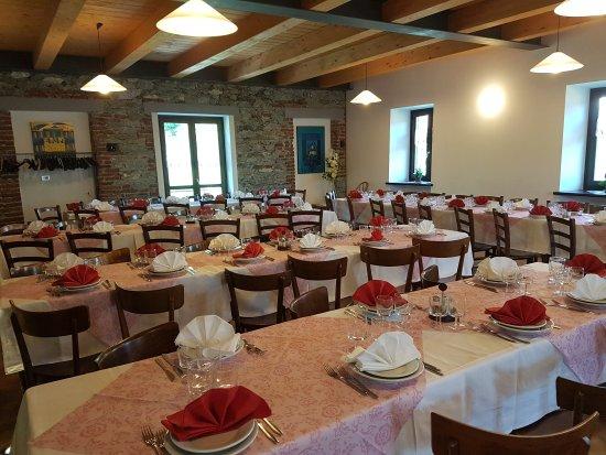 Traves, Itália: Festa della Cooperativa