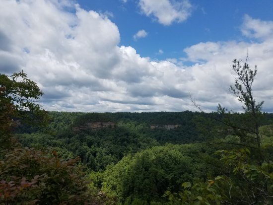 Stanton, KY: Hiking Red River Gorge