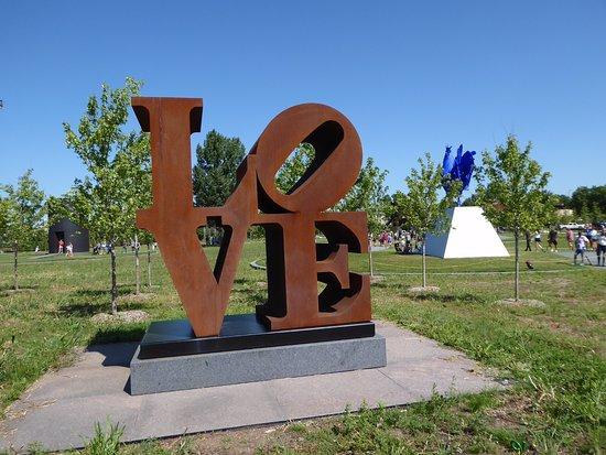 Love Picture Of Minneapolis Sculpture Garden Minneapolis Tripadvisor