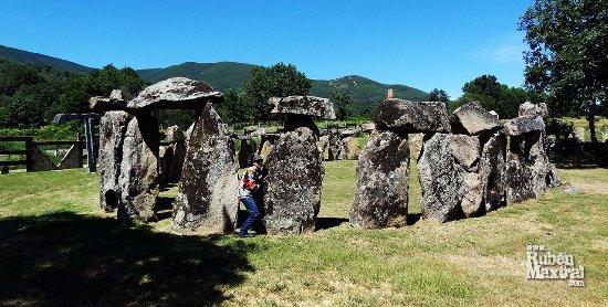 Candeleda, Spain: Stonehenge.