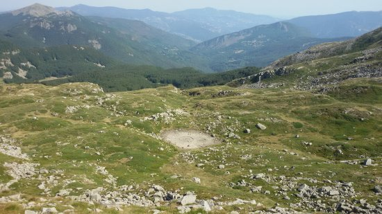 Pievepelago, Italy: In lontananza