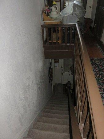 Lexington, MO: Stairway