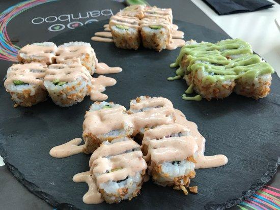 Todo delicioso como siempre un gusto comer aqu tambi n muy importante personal amable y so - Sushi puerto santa maria ...