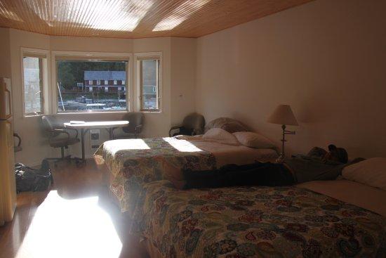 Telegraph Cove Resort: Unit 6, Dockside 29