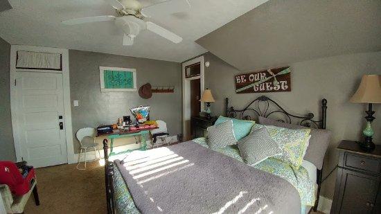 The Panguitch House: Confortable, limpia, cálida, con baño y decorada con mucho estilo