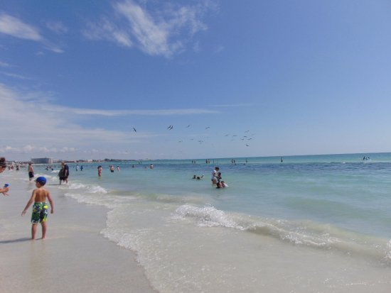Siesta Key Beach Pavilion Playa Pública