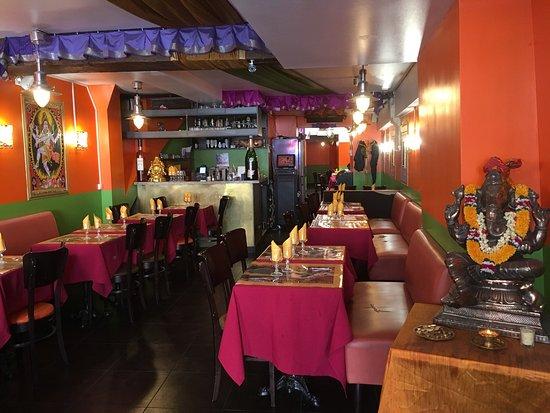 Krishna bhavan paris restaurantanmeldelser tripadvisor for Krishna bhavan paris